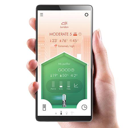 une application smartphone Dyson très utile
